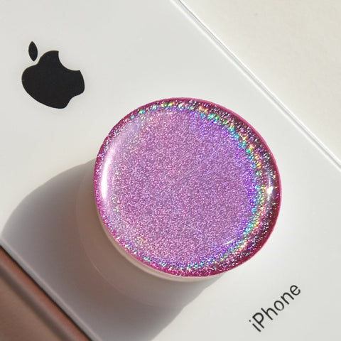 Lavender magic dust sticker for popsocket