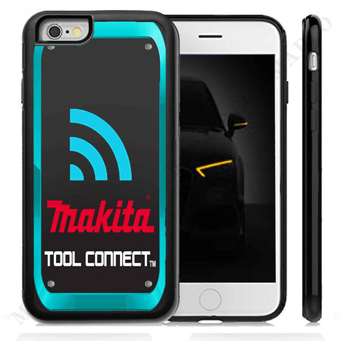 Electrician Tools Inspired rubber Case Cover for iPhone Makita