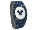 Navy Blue magic band 2 stickers