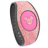 magic band 2 decal, glitter rose gold skin cover