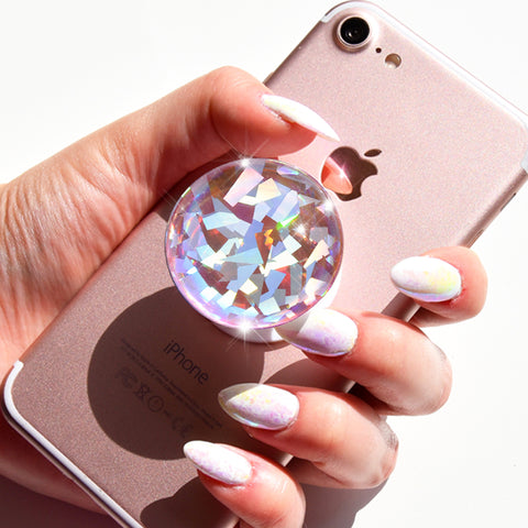 Rose Gold Popsocket, PopGrip, PopTop, Sparkle Rose, Blue Nebula, Glitteratti, Blush Glitter,