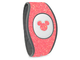 Glitter wraps for Magic Band 2, Disneyland trip accessories