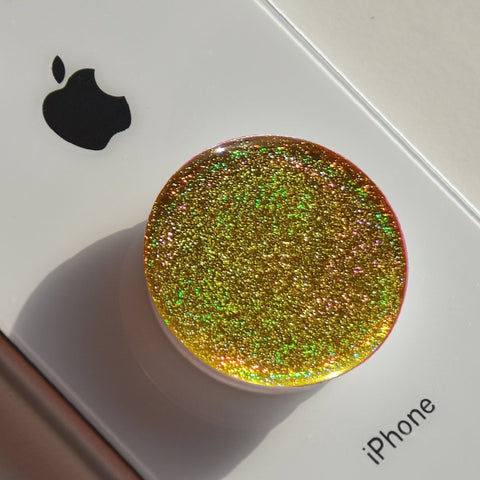 Lemon magic dust decal for popsockets, phone holder, pop out grip holder