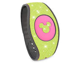 neon yellow magic band sticker magic band skins magic band skin magic band puck magic band mickey magic band decals magic band decal magic band cover magic band 2 decal magic band 2 magic band disney magic band 2 disney magic band