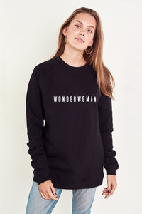WONDERWOMAN Jumper in Black