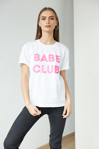 Babe Club Limited Edition #ecofriendly T-Shirt