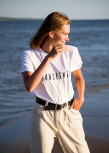 SOLD OUT: SUNSEEKER #ECOFRIENDLY T-SHIRT / IN COLLABORATION WITH SUN365