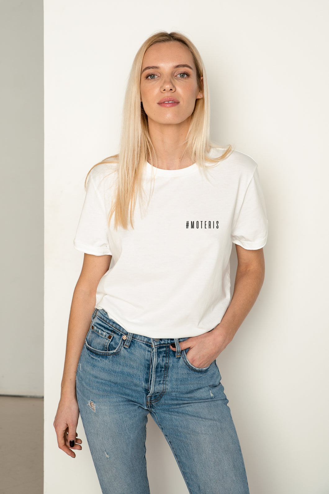 #MOTERIS Limited Edition Eco-Friendly Tee