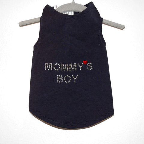 205T Daisy & Lucy Mommy's Boy Tank