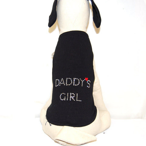 205T Daisy & Lucy Daddy's Girl Tank