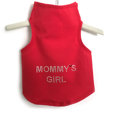 301T Daisy & Lucy Mommy's Girl Tank