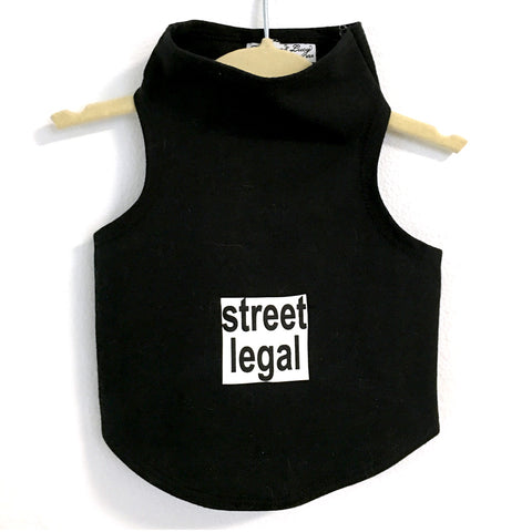 348T Daisy & Lucy Street Legal Tank