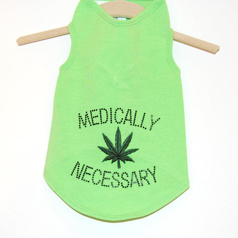 712T Daisy & Lucy Medically Necessary Tank
