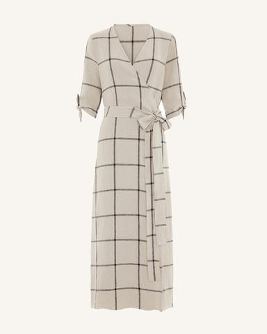 The Wrap Dress £250