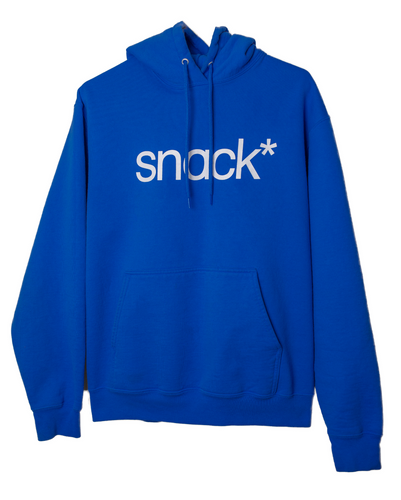 SNACK* Hooded Sweatshirt