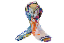 Patchwork Art Scarf