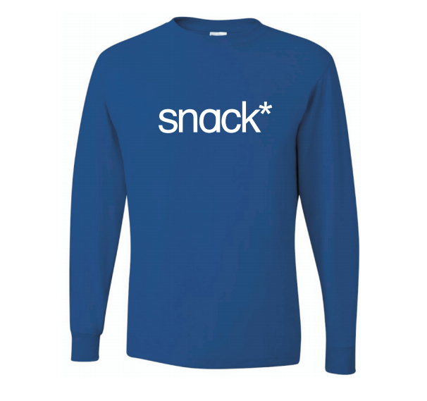 SNACK* Long Sleeve T-Shirt