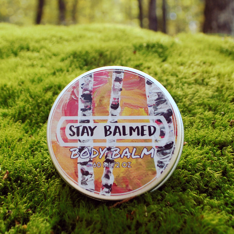 Signature Body Balm - All Natural Moisturizer (BACK IN STOCK)