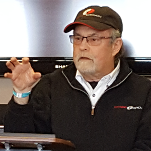 Kenny Brown Teaches Race Car Setup and Track Strategies