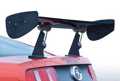 68-Inch Carbon Fiber Competition Race Wing for Mustang