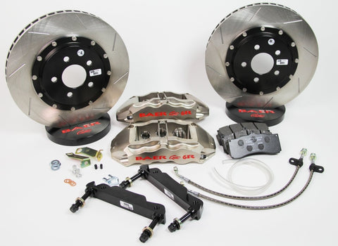 Baer Extreme + 6R FRONT Race Brake System for S197 Mustang