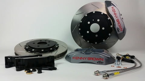 Kenny Brown / Baer Pro 4R Race Brake Kit for 1996-2004 Mustang V6, GT and Cobra