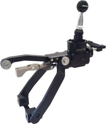 Barton Short Throw Flat Stick Shifter 2015-2021 Mustang
