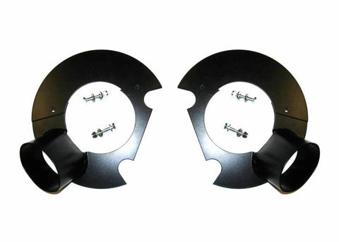 Front Brake Ducts for 1994-2004 Mustang and Cobra
