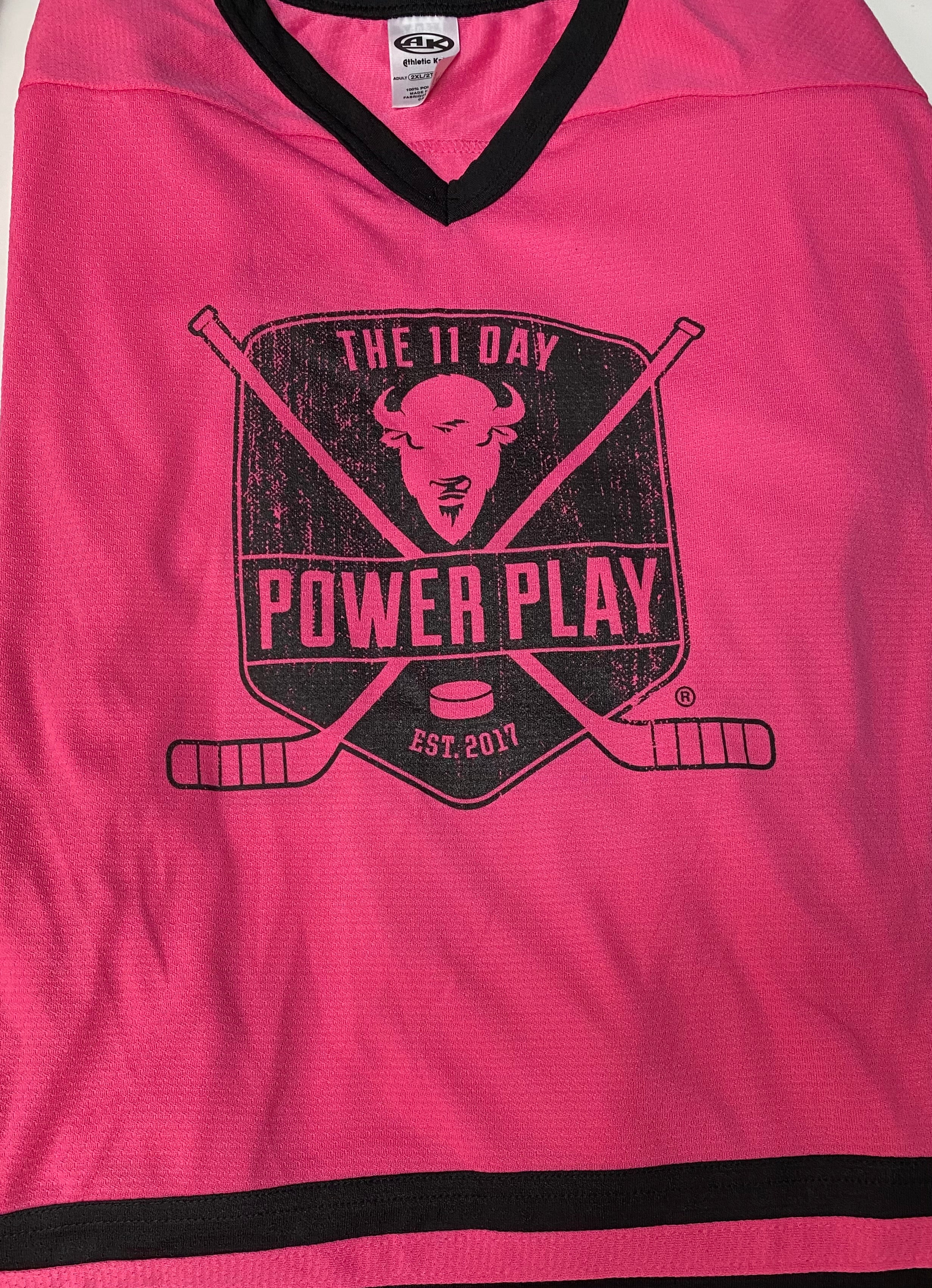 Pink Jersey (Breast Cancer)