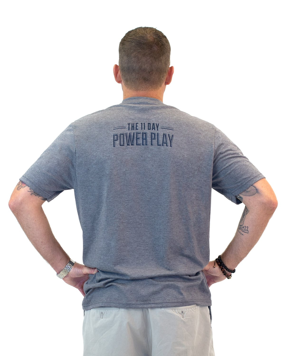 Men's 2018 T-shirt (Gray)