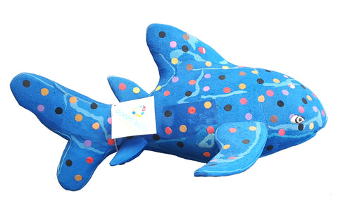 Ocean Sole Blue Whale Shark Large