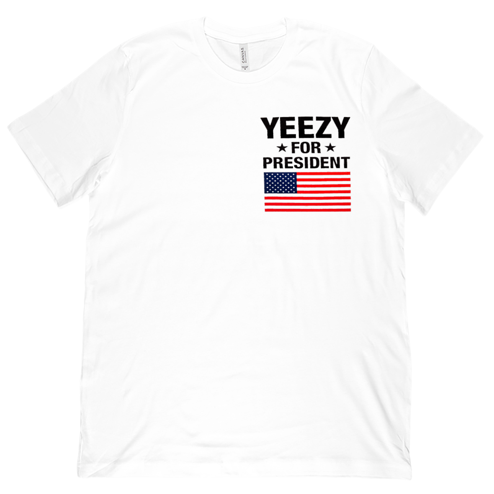 bb yeezy for pres