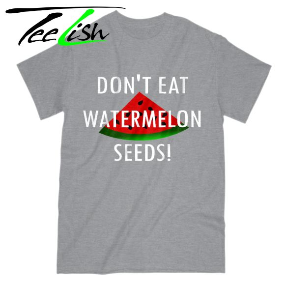funny watermelon tee