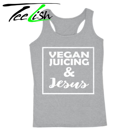 Vegan Juicing & Jesus Tank