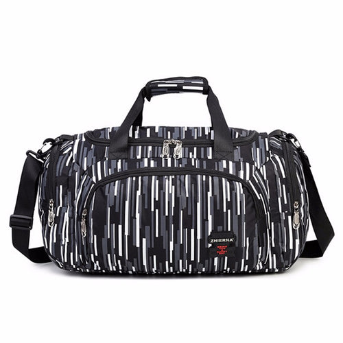 Black KD Gym Bag - GONUNU