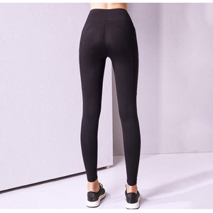 AZLK Black Fitness Leggings - GONUNU
