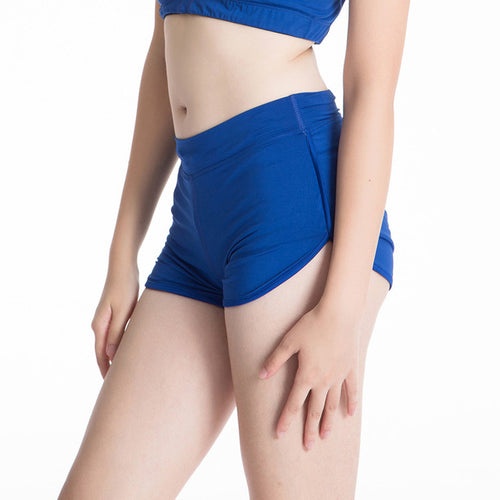 Blue Jogger Shorts - GONUNU