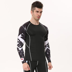 Crossroad Compression Shirts - GONUNU