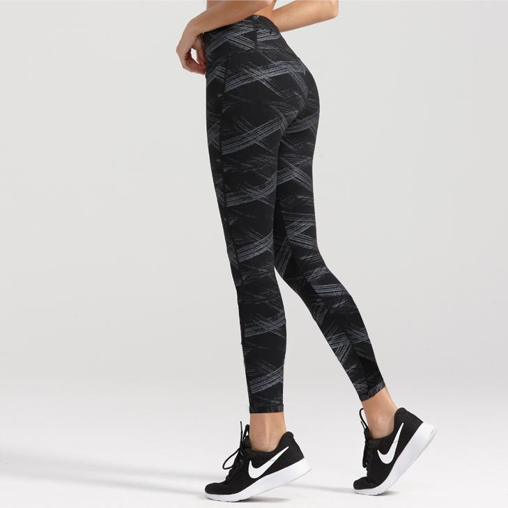 SYPREM Dark Yoga Leggings - GONUNU