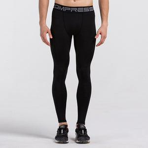 Black Sports Leggings - GONUNU