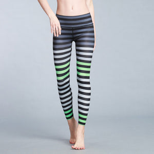 Striped Leggings - GONUNU
