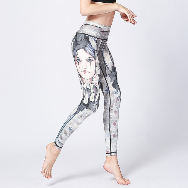 Venetian Lady Leggings - GONUNU