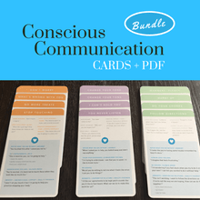 Conscious Communication Card Bundle - PDF + Deck