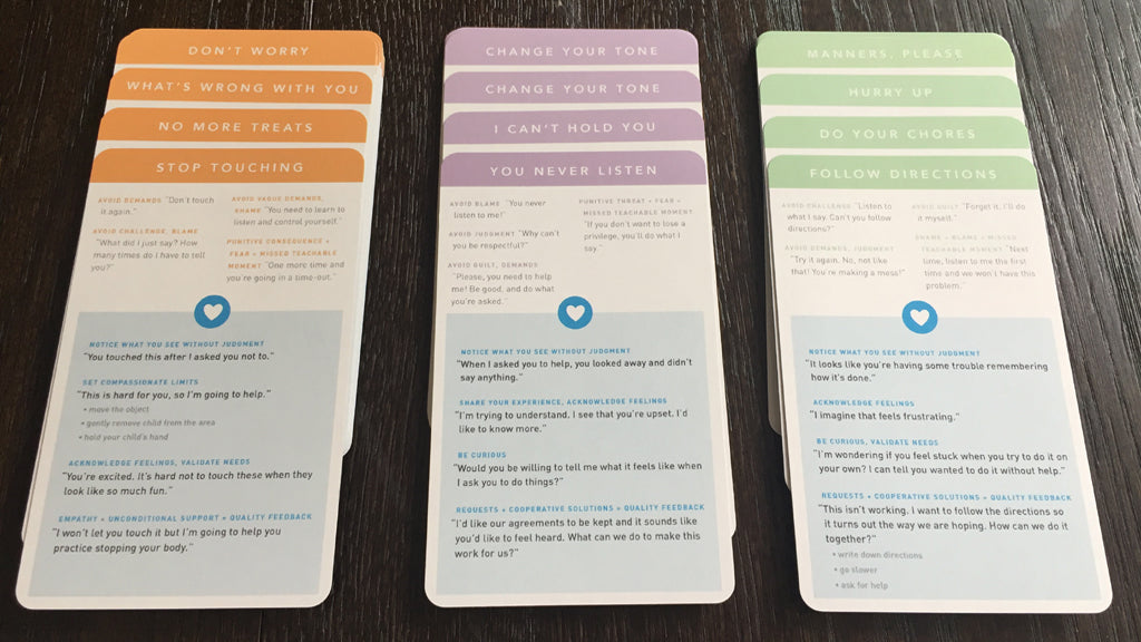 Conscious Communication Cards