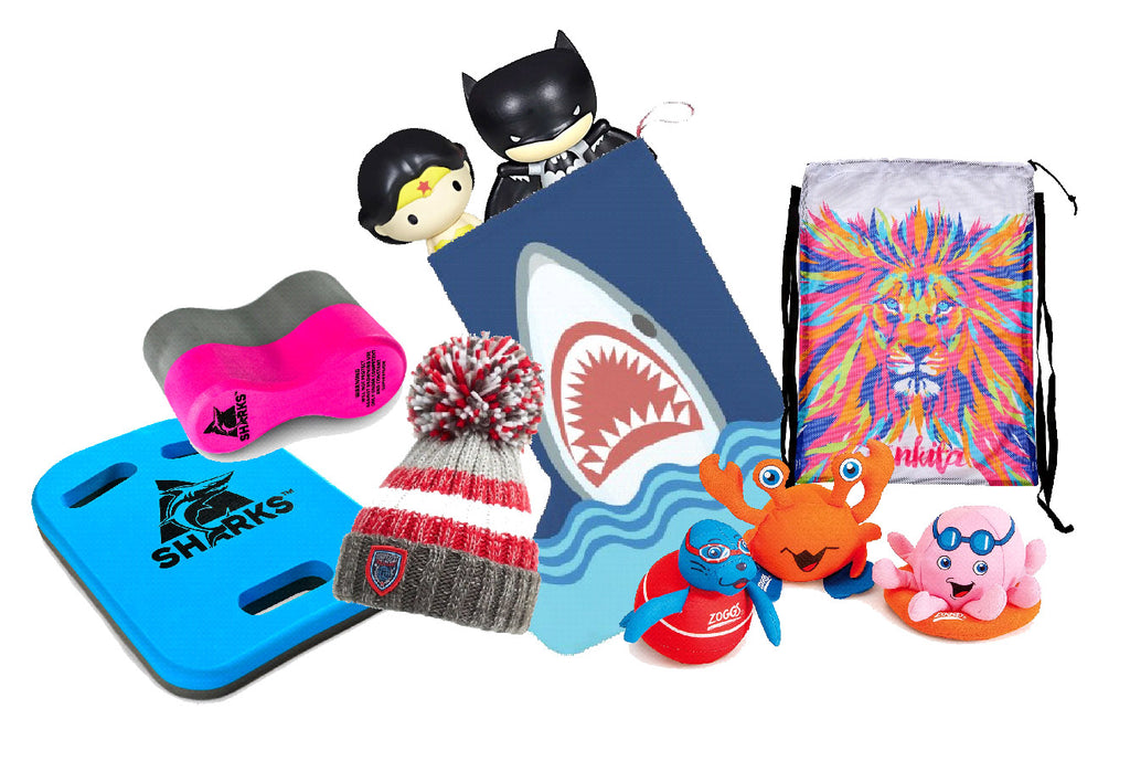 Stocking Filler Ideas from Sharks Swim Shop