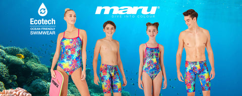 Matching Maru Swimwear