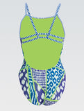 Dolfin - Womens Uglies Wild Thing Double Strap Back Swimsuit