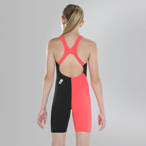 Speedo - Girls Junior Fastskin Endurance+ Openback Kneeskin - Sharks Swim Shop