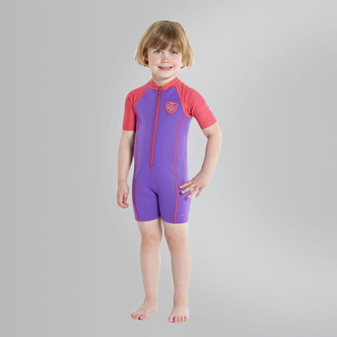 Speedo - Sea Squad Hot Tot Suit Purple