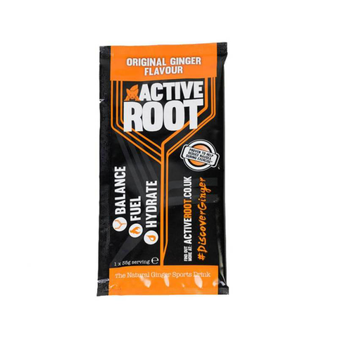 Active Root - The Natural Ginger Sports Drink Taster Sachet